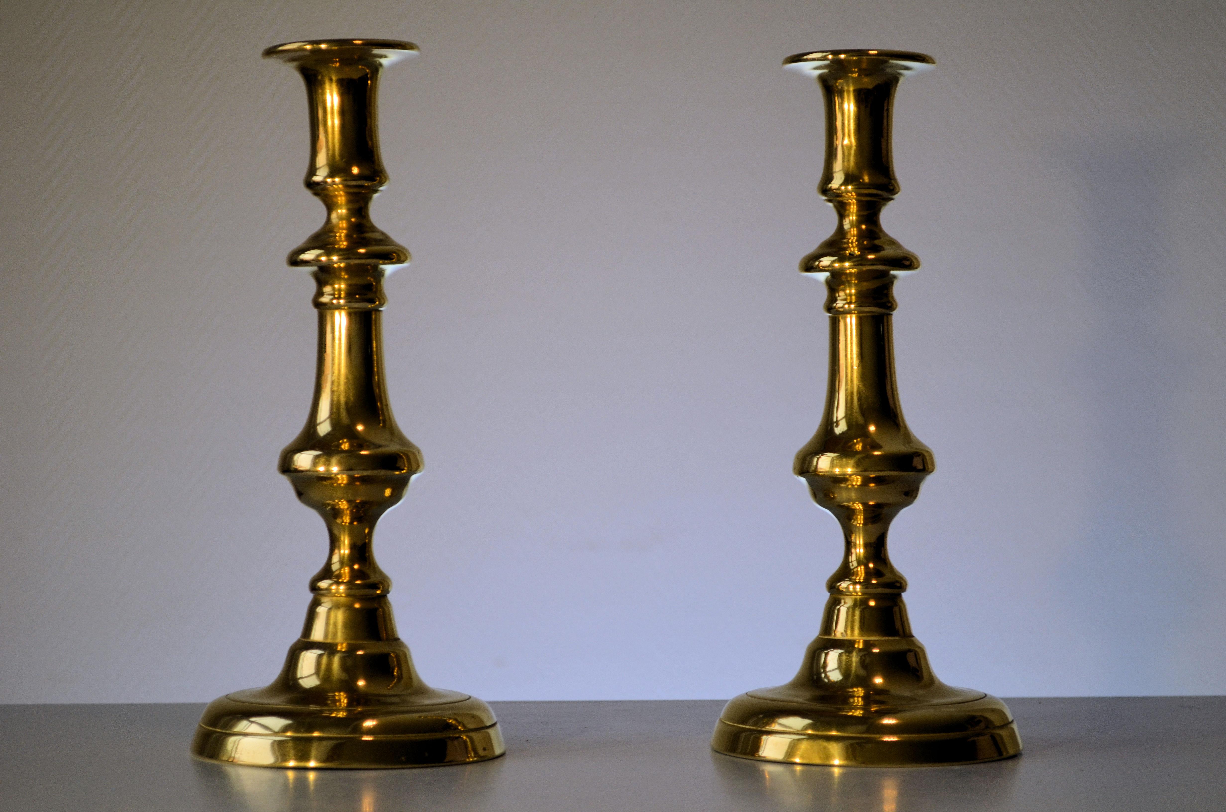 Engelse kandelaren ca 1880 [KA22] Image